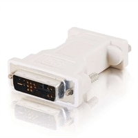 C2G DVI Male to HD15 VGA Female Video Adapter - DVI adapter - DVI-A (M) to HD-15 (F)