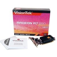 VisionTek Radeon R7 250 - Graphics card - Radeon R7 250 - 1 GB GDDR5 - PCIe 3.0 - DVI, D-Sub, HDMI