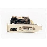VisionTek Radeon R7 240 SFF - Graphics card - Radeon R7 240 - 2 GB DDR3 - PCIe 3.0 low profile - DVI, D-Sub, HDMI