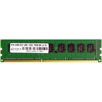 VisionTek - DDR3 - 2 GB - DIMM 240-pin - 1600 MHz / PC3-12800 - unbuffered - ECC