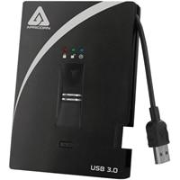 Apricorn Aegis Bio portable 1TB USB 3.0 external hard drive (A25-3BIO256-1000)