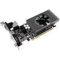 PNY Verto GeForce GT 730 - Graphics card - GF GT 730 - 2 GB DDR3 - PCIe 2.0 x16 low profile - DVI, D-Sub, HDMI