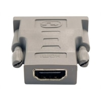 VisionTek - Video adapter - single link - HDMI / DVI - 19 pin HDMI (F) to DVI-D (M)