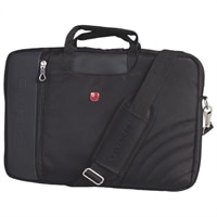 "Swiss Gear 17.3"" Laptop Case - Black"