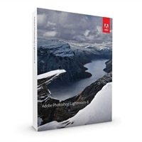 Adobe Photoshop Lightroom - ( v. 6 ) - licence - 1 user - commercial, Consignment - ESD - Win, Mac - Universal English