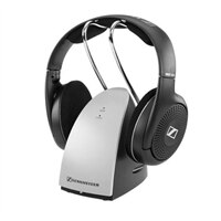 Sennheiser RS-125 Wireless RF On Ear Headphones
