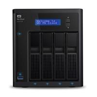 WD My Cloud EX4100 WDBWZE0080KBK - NAS server - 8 TB (WDBWZE0080KBK-NESN)