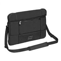 Targus Grid Slipcase - Laptop carrying case - 14-inch - black