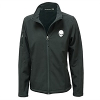 Alienware Ladies Slim-Fit Jacket - Black - Size L