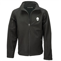 Alienware Men's Slim-Fit Jacket - Size XL - Black