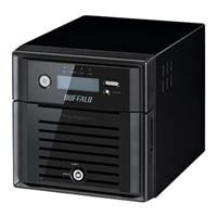 4TB TeraStation™ 5200DN NAS Server | TS5200DN0402 (TS5200DN0402)