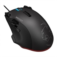 ROCCAT Tyon All Action Multi-Button Gaming - Mouse - laser - 16 buttons - wired - USB - black