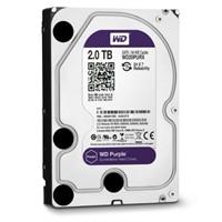 WD Purple Surveillance Hard Drive WD20PURX - hard drive - 2 TB - SATA 6Gb/s (WD20PURX)