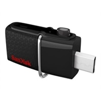 SanDisk 64GB Ultra Dual USB Flash Drive 3.0 - for PC & Android devices (SDDD2-064G-C46)
