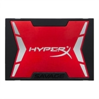 Kingston HyperX Savage - Solid state drive - 960 GB - internal - 2.5-inch - SATA 6Gb/s (SHSS37A/960G)