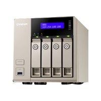 QNAP TVS-463 Turbo NAS - NAS server - 0 GB (TVS-463-4G-US)