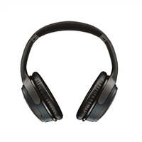 Bose SoundLink around-ear wireless headphones II - Headphones with mic - full size - wireless - Bluetooth - black