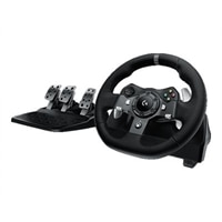 Logitech G920 Driving Force - Wheel and pedals set for PC, Microsoft Xbox One