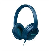 Bose SoundTrue around-ear headphones II - Headphones with mic - full size - navy blue