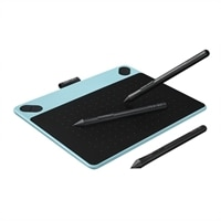 Wacom Intuos Comic Small - digitiser - USB - mint blue