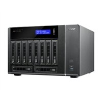 QNAP TVS-EC1080+ Turbo NAS - NAS server - 0 GB (TVS-EC1080+-E3-32G-US)