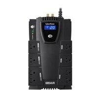 685VA Intelligent LCD Series Automatic Voltage Regulation GreenPower UPS
