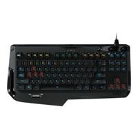 Logitech Mechanical Gaming G410 ATLAS SPECTRUM - Keyboard - USB