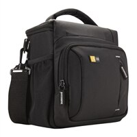 Case Logic DSLR Shoulder Bag - Shoulder bag for camera and lenses - black