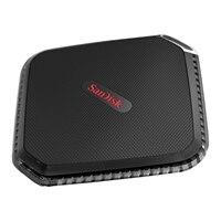 SanDisk Extreme 500 Portable SSD - 480GB (SDSSDEXT-480G-G25)