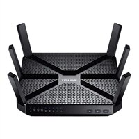 TP-LINK Archer C3200 - Wireless router - 4-port switch - GigE - 802.11a/b/g/n/ac - Tri-Band