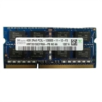 Dell Memory Upgrade - 4 GB - 2Rx8 DDR3 SODIMM 1600 MHz