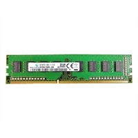 Dell Memory Upgrade - 4 GB - 1Rx8 DDR3 UDIMM 1600 MHz