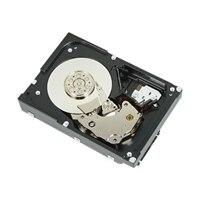Dell 15000 RPM Serial Attached SCSI Hot-Plug Hard Drive - 300 GB