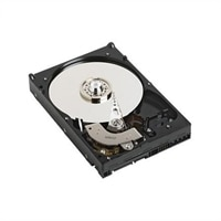Dell 7,200 RPM Serial ATA3 Entry 512e 3.5in Cabled Drive Hard Drive - 1 TB