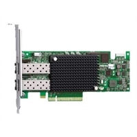 Dell Emulex LPe16002B  Dual Port 16Gb Fibre Channel Host Bus Adapter - Low-Profile Device