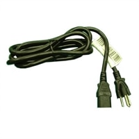Dell 125 V Deskside Power Cord - 6ft