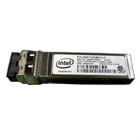 PowerEdge SFP+, 10GbE SR/SX, Optical Transceiver, LC Connector, for Intel and Broadcom,Customer Kit