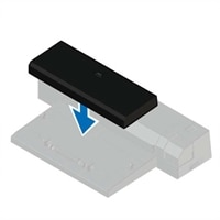 Dell E-Docking Spacer - docking station adapter
