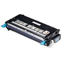 Dell - Cyan - original - toner cartridge - for Color Laser Printer 3110cn; Multifunction Color Laser Printer 3115cn