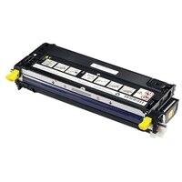 Dell - Yellow - original - toner cartridge - for Color Laser Printer 3110cn; Multifunction Color Laser Printer 3115cn