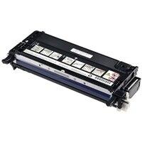 Dell - Black - original - toner cartridge - for Color Laser Printer 3110cn; Multifunction Color Laser Printer 3115cn