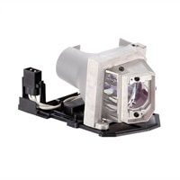 Dell Replacement Lamp - Projector lamp - 185-watt - for Dell 1210S