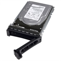 Dell 10,000 RPM Self-Encrypting SAS 12Gbps 2.5in Hot-Plug Hard Drive, 3.5in HYB CARR - 1.2 TB