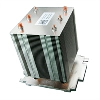 Dell 1U CPU Heatsink for PowerEdge R730 with GPU, or CPU with 120W or less