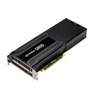 Nvidia GRID K2A, dual GPU, 8GB, Rack 7910, (no display IO), (Kit)