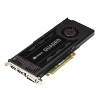Dell 4 GB NVIDIA Quadro K1200 Low Profile Graphics Card