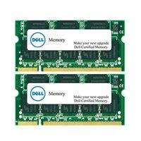 Dell 16 GB Memory Module - DDR3L-1600 SODIMM 2RX8 Non-ECC LV