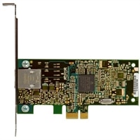 Dell Single Port 1 Gigabit Server Adapter Ethernet PCIe Network Interface Card - Full Height