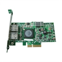 Broadcom NetXtreme II 5709 Dual Port Gigabit Ethernet NIC PCIe x4 with TOE - Kit