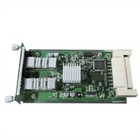 Kit - Dual Port SFP + Adapter Module for PowerConnect 6200 Series -S&P